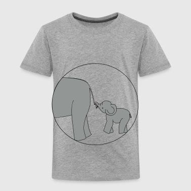 niemals alleine - Kinder Premium T-Shirt