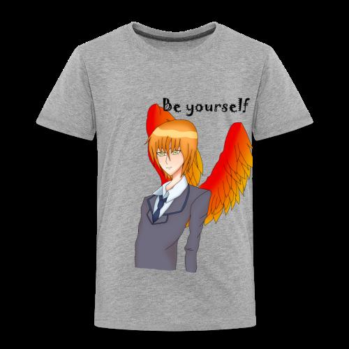 Be yourself - Camiseta premium niño