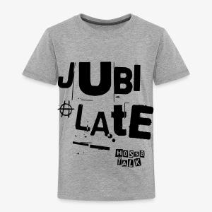 Jubilate-Tasche - Kinder Premium T-Shirt