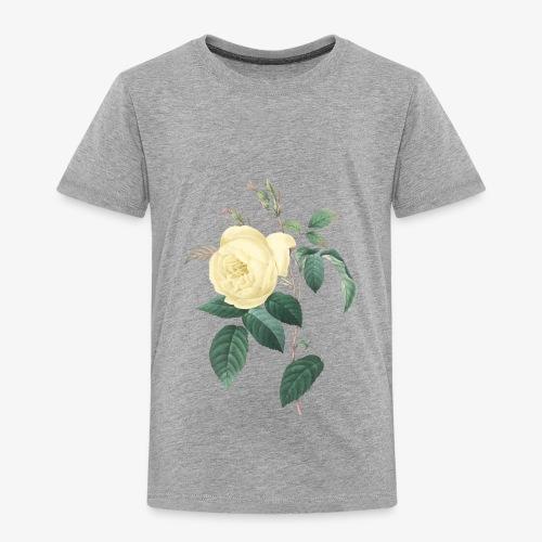 rose vintage - T-shirt Premium Enfant