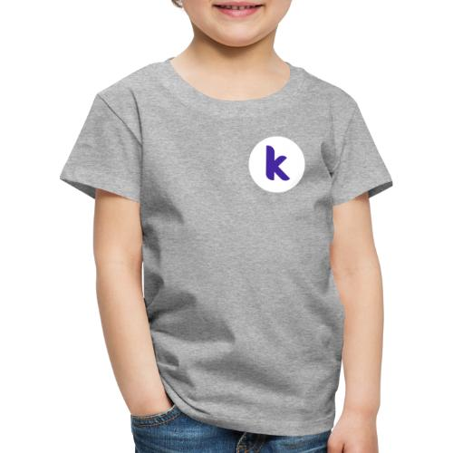 Classic Rounded Inverted - Kids' Premium T-Shirt