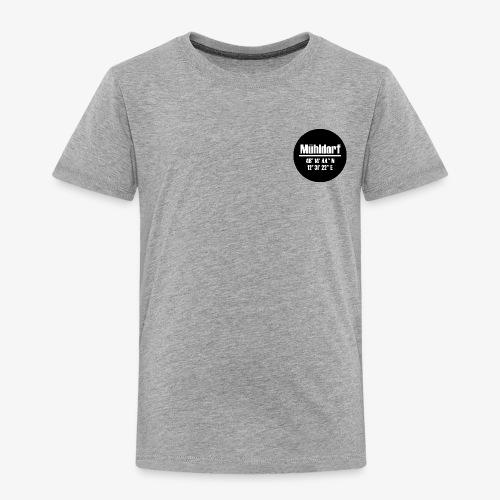 Mühldorf am Inn - schwarz - Kinder Premium T-Shirt