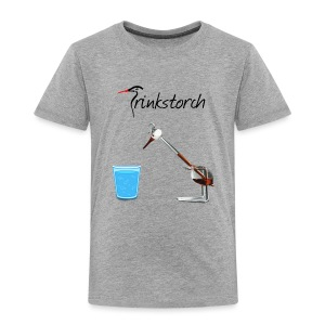 Trinkstorch - Kinder Premium T-Shirt