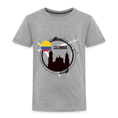 Kolumbien T-Shirt - Kinder Premium T-Shirt