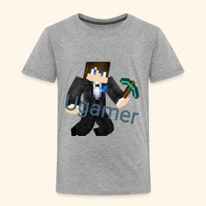 Naam+mc - Kinderen Premium T-shirt