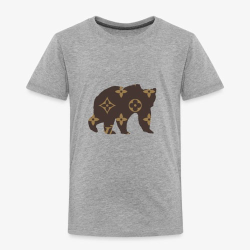 alouci x lv - Premium-T-shirt barn