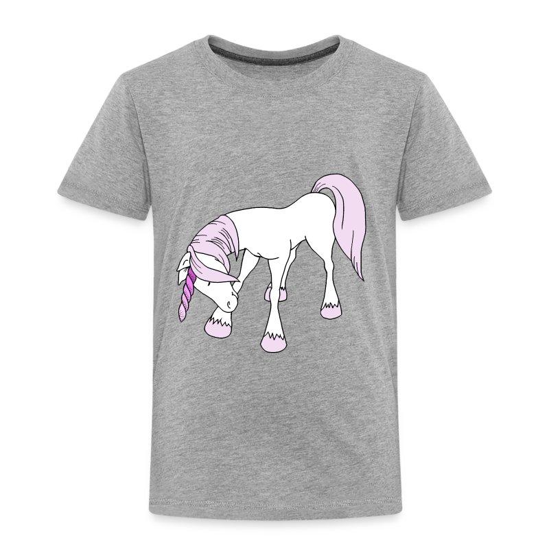 Dein Einhorn - Kinder Premium T-Shirt