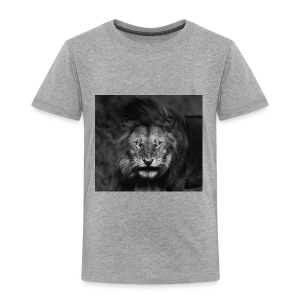 great lion picture - Kinderen Premium T-shirt