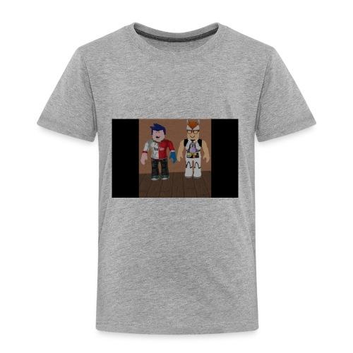ROBLOX LIFE! - Premium-T-shirt barn
