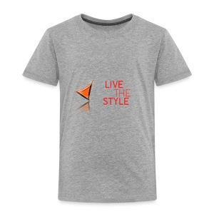 Live The Style - Kids' Premium T-Shirt