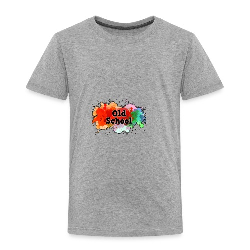 OLD SCHOOL - T-shirt Premium Enfant