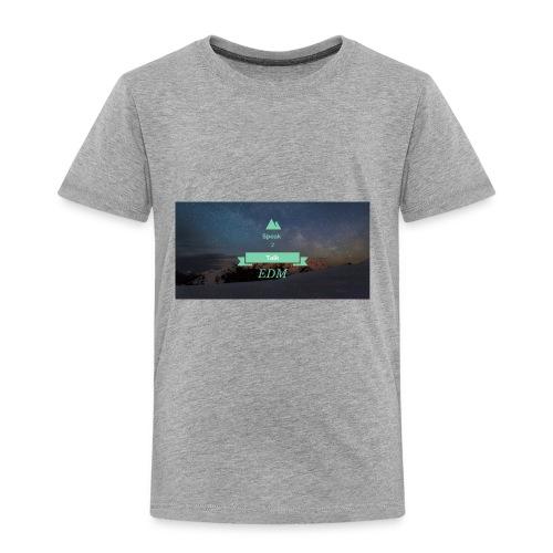 Speak Brand Logo - Kids' Premium T-Shirt