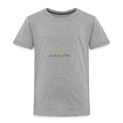 Ava and ben tdm - Kids' Premium T-Shirt