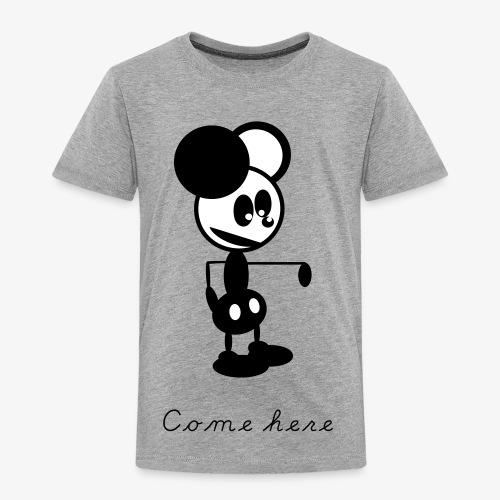 Mickey5 - Kinder Premium T-Shirt