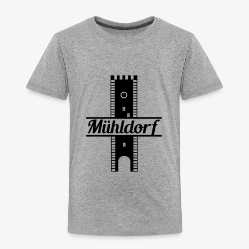 Nagelschmiedturm Mühldorf - Kinder Premium T-Shirt