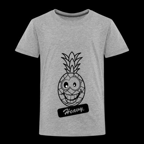 Design Ananas Heavy - T-shirt Premium Enfant