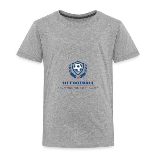 111 Football - Kids' Premium T-Shirt