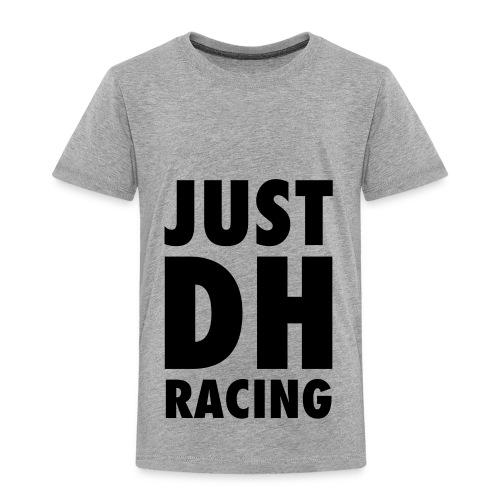 DHDLX Nke Logo - Kinder Premium T-Shirt