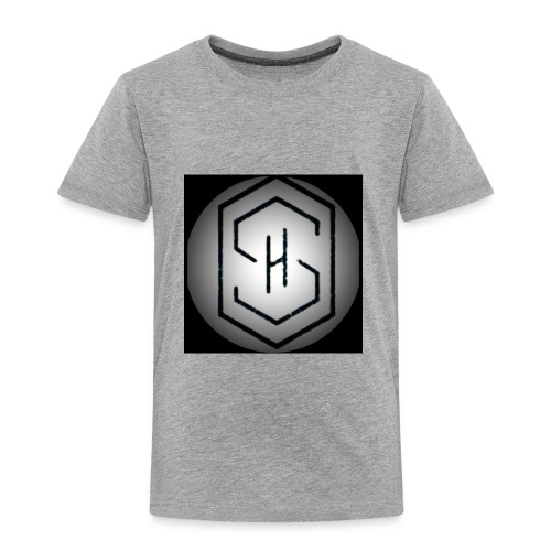 It's a s.h clothing brand which includes t shirts - Kids' Premium T-Shirt
