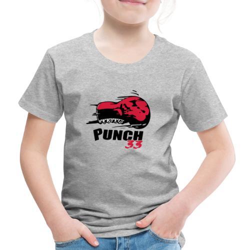logo punch 33 - T-shirt Premium Enfant