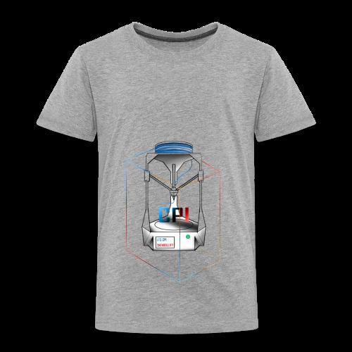 New Logo CPI - T-shirt Premium Enfant