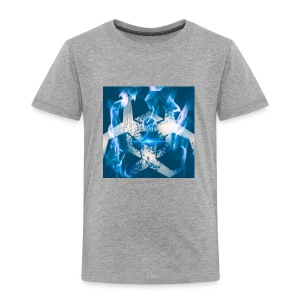 Feuer Logo - Kinder Premium T-Shirt