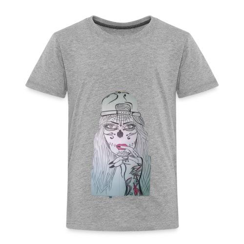 Tattooed Girl - Maglietta Premium per bambini
