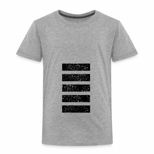 Zebra Streifen - Kinder Premium T-Shirt