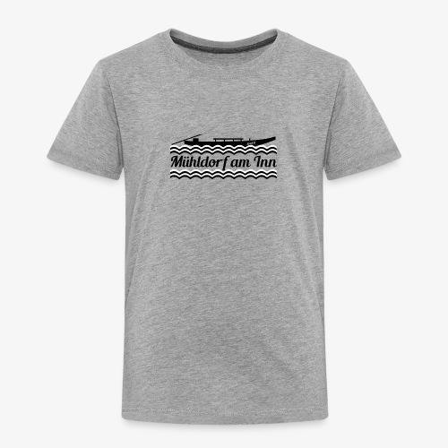 Innfähre Mühldorf - Kinder Premium T-Shirt