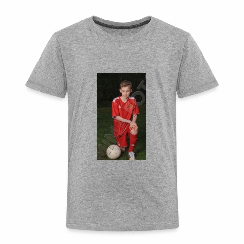 edde - Premium-T-shirt barn