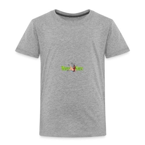 TheTrippyHippyFinalLogo CompressedResized - Kids' Premium T-Shirt