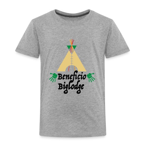 Beneficiobiglodge02 - Camiseta premium niño