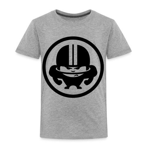 TJ CLASSIC BLACK - Kinder Premium T-Shirt