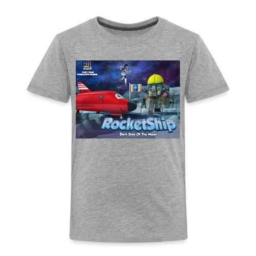 RocketShip Design DSOTM - Kids' Premium T-Shirt