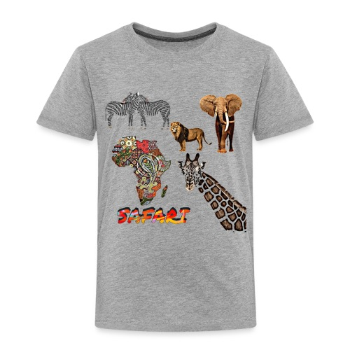 Safari africain - T-shirt Premium Enfant