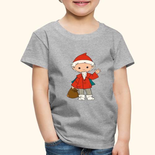 Sandmännchen winkt - Kinder Premium T-Shirt