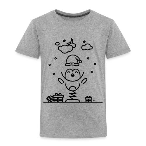 Noël pengouin 3 - T-shirt Premium Enfant