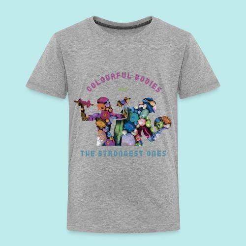 Vegetarian@s/vegan@s - Camiseta premium niño