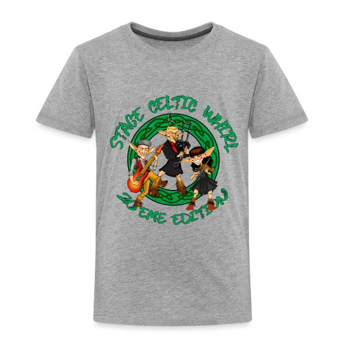 Celtic Whirl Stage - T-shirt Premium Enfant