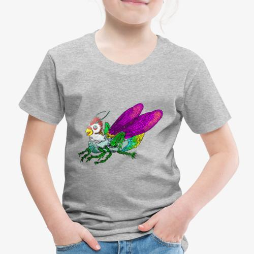 Chicken-Hopper - Kinderen Premium T-shirt