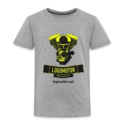 logomotor logo - Kinder Premium T-Shirt