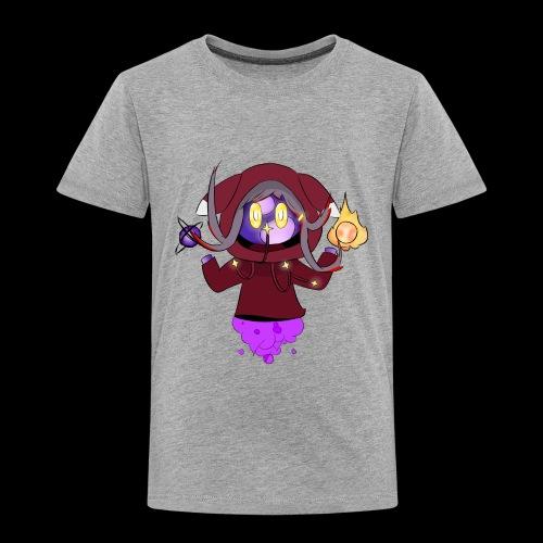 Magic Monster OvO - Kids' Premium T-Shirt