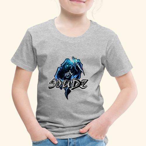 Camiseta premium niño - merch de team soudz