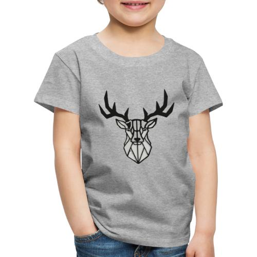 Hirsch - Hirsch - Hirsch - Kinder Premium T-Shirt