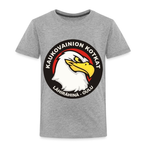 Kaukovainion Kotkat - Lasten premium t-paita