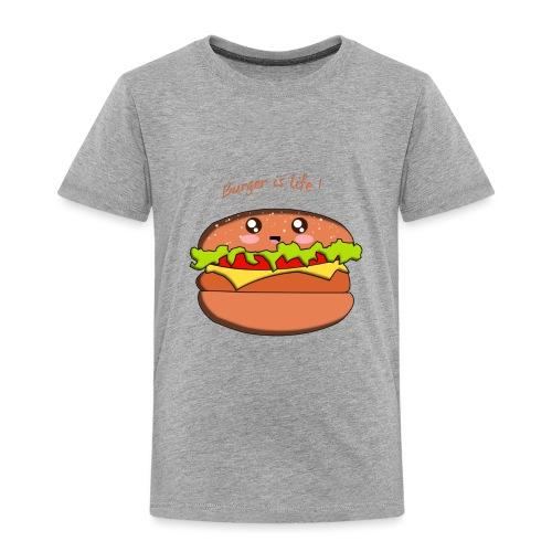 hamburger - T-shirt Premium Enfant