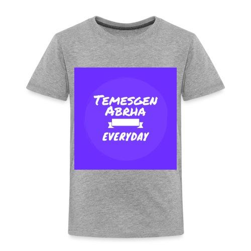 idk - Premium T-skjorte for barn