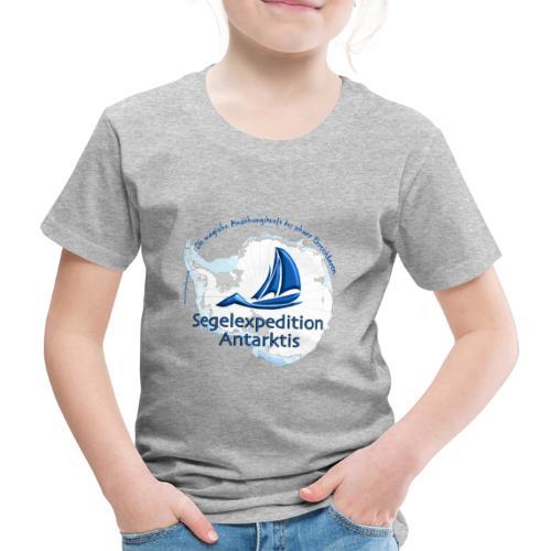 segelexpedition antarktis3 - Kinder Premium T-Shirt