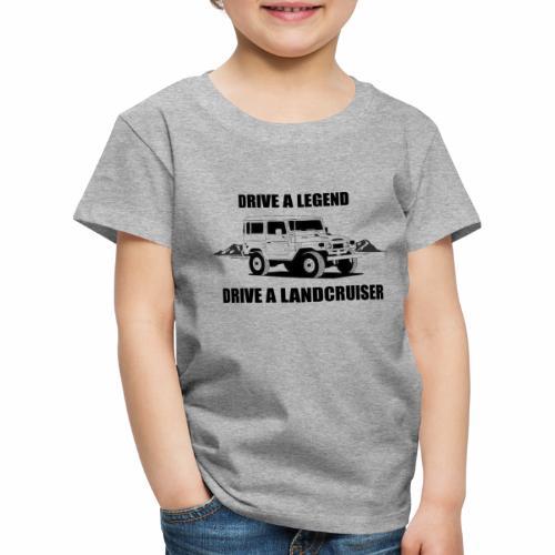 LANDCRUISER - Kinder Premium T-Shirt