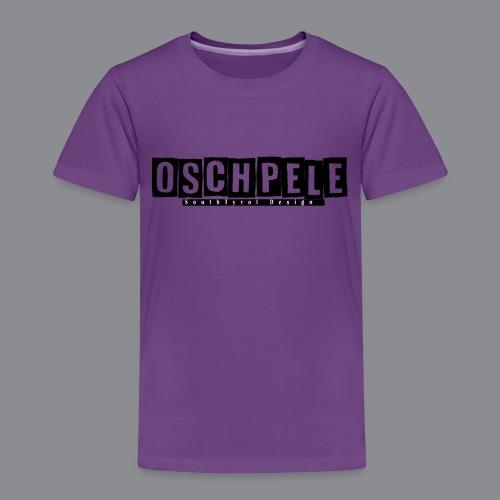 oschpele Kachelform - Kinder Premium T-Shirt